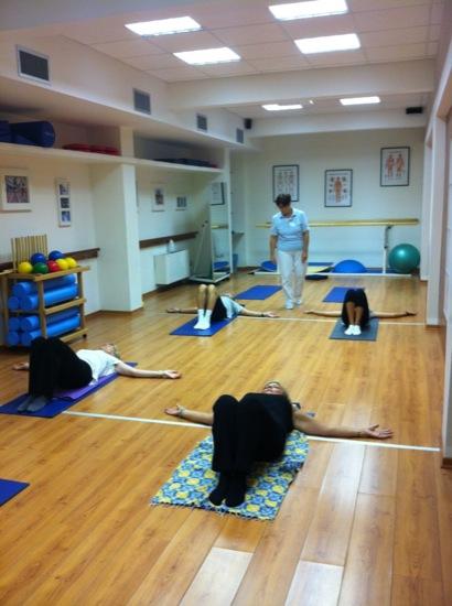 Corso di ginnastica posturale a roma centro fisioterapia - Corso di design roma ...