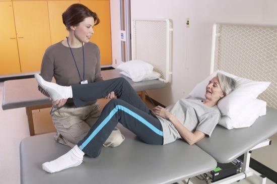 Riabilitazione dell'anca