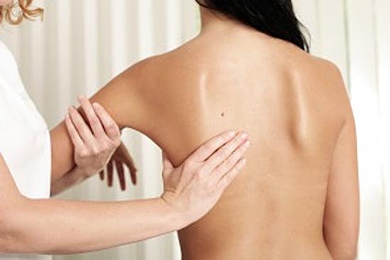 fisioterapia per la colonna vertebrale