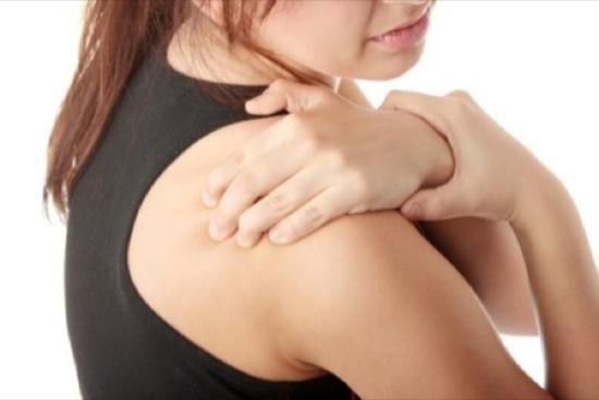Recupero spalla congelata