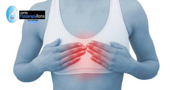 Trattamento della sudorazione aumentata di un dorso